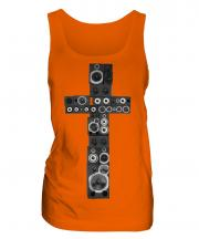 Speaker Cross Ladies Vest