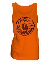 Havana Boxing Gym Ladies Vest