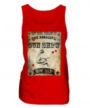 The Amazing Gun Show Ladies Vest