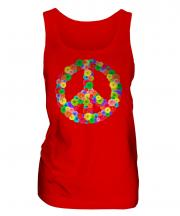 Flower Power Ladies Vest