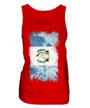 Guatemala Grunge Flag Ladies Vest