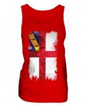 Herm Grunge Flag Ladies Vest