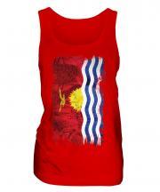 Kiribati Grunge Flag Ladies Vest