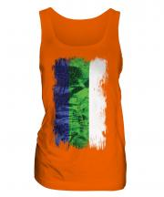 Komi Grunge Flag Ladies Vest