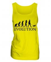 Manchester Terrier Evolution Ladies Vest