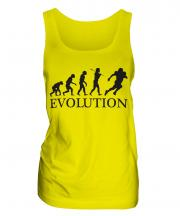 American Footballer Evolution Ladies Vest