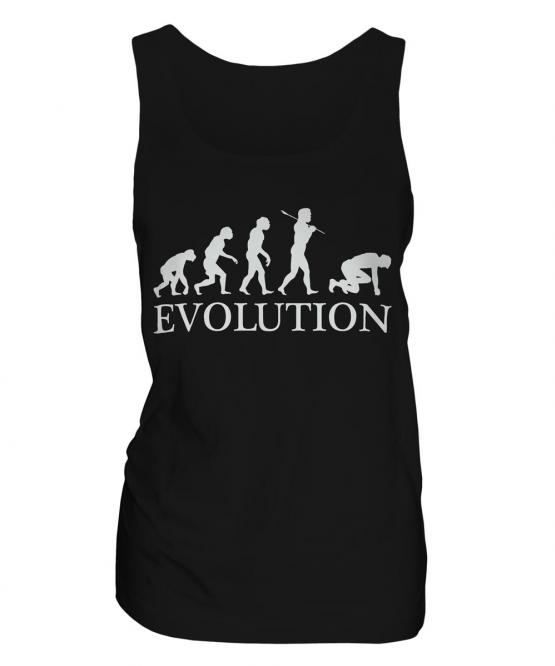 Sprint Runner Evolution Ladies Vest