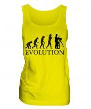 Vintage Photographer Evolution Ladies Vest