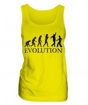 Flamenco Dancing Evolution Ladies Vest