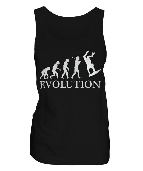 Bodyboarding Evolution Ladies Vest