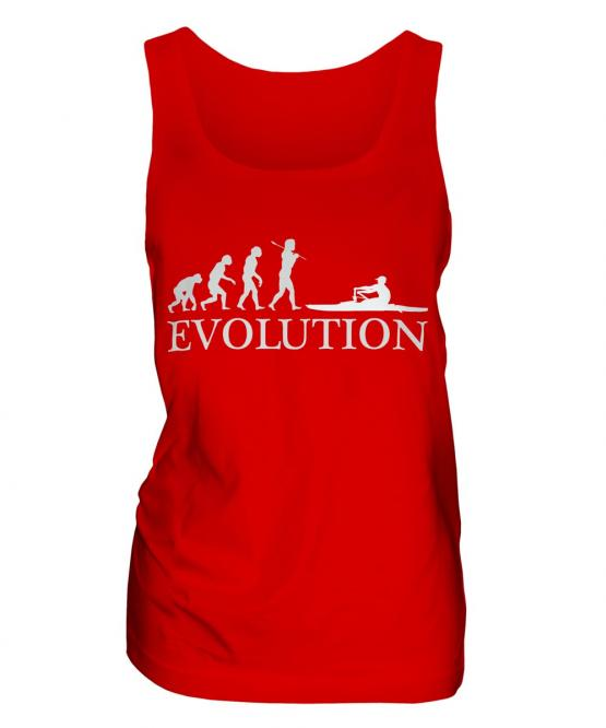 Rowing Evolution Ladies Vest