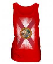 Florida State Faded Flag Ladies Vest