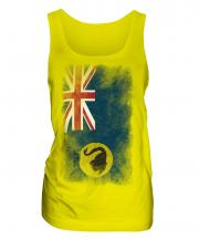 Western Australia Faded Flag Ladies Vest