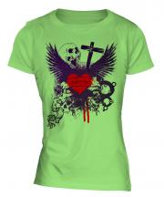 Love Kills Ladies T-Shirt