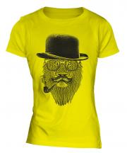 Lion In Disguise Ladies T-Shirt
