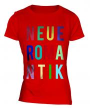 Neue Romantik Ladies T-Shirt