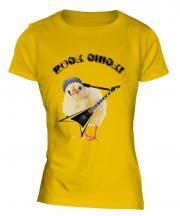 Rock Chick Ladies T-Shirt