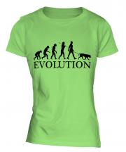 Retriever Evolution Ladies T-Shirt