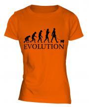 Papillon Evolution Ladies T-Shirt