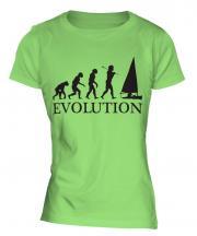 Sailing Evolution Ladies T-Shirt