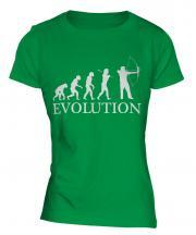 Archery Evolution Ladies T-Shirt