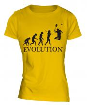 Badminton Evolution Ladies T-Shirt