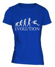 Long Jump Evolution Ladies T-Shirt