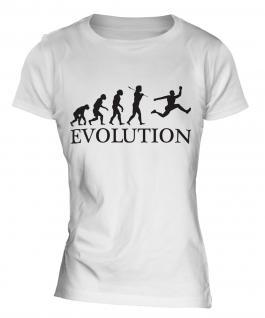 Triple Jump Evolution Ladies T-Shirt
