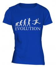 Triple Jump Evolution Ladies T-Shirt