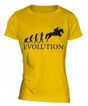Showjumping Evolution Ladies T-Shirt