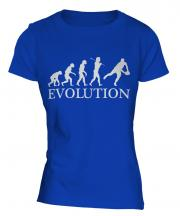 Rugby Evolution Ladies T-Shirt