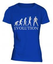 Disco Dancer Evolution Ladies T-Shirt