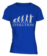 Bassoon Evolution Ladies T-Shirt