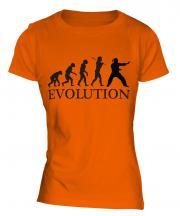 Aikido Evolution Ladies T-Shirt