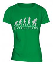 Paintball Evolution Ladies T-Shirt