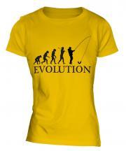 Angling Evolution Ladies T-Shirt