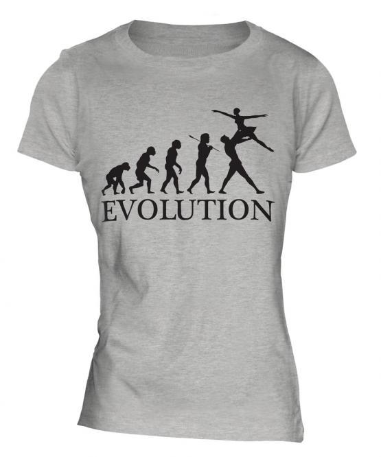 Ballet Evolution Ladies T-Shirt