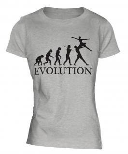 Ballet Evolution Ladies T-Shirt
