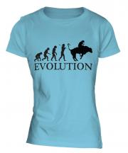 Rodeo Evolution Ladies T-Shirt