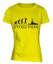Kayak Evolution Ladies T-Shirt