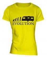 Caravan Evolution Ladies T-Shirt
