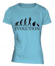 Dog Training Evolution Ladies T-Shirt