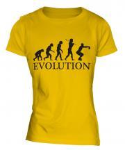 Fitness Evolution Ladies T-Shirt