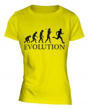 Orienteering Evolution Ladies T-Shirt