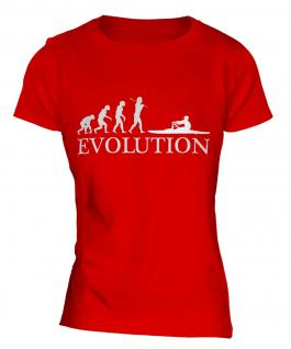 Rowing Evolution Ladies T-Shirt