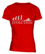 Rowing Evolution Ladies T-Shirt