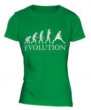 Table Tennis Evolution Ladies T-Shirt