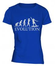 Wakeboarding Evolution Ladies T-Shirt
