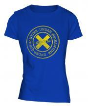 Under Quarantine Ladies T-Shirt
