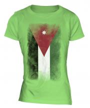 Jordan Faded Flag Ladies T-Shirt